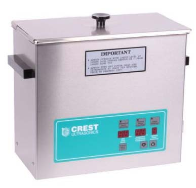 CP500 D Crest Powersonic Benchtop Ultrasonic Cleaner