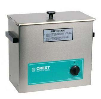 CP500 T Crest Powersonic Benchtop Ultrasonic Cleaner