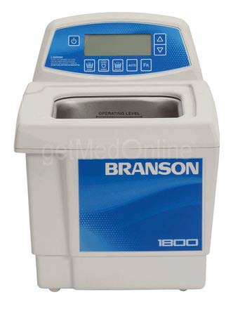 CPX1800 H Branson Benchtop Ultrasonic Cleaner