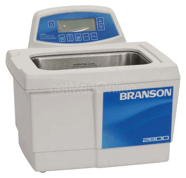 CPX2800 H Branson Benchtop Ultrasonic Cleaner