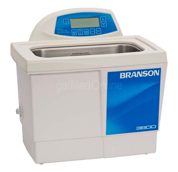 CPX3800 H Branson Benchtop Ultrasonic Cleaner