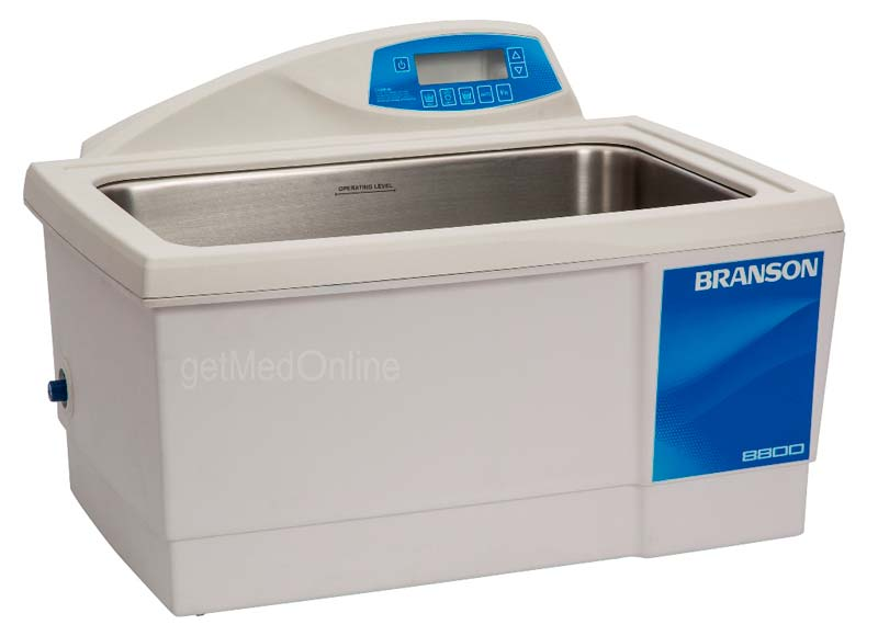 CPX8800 H Branson Benchtop Ultrasonic Cleaner