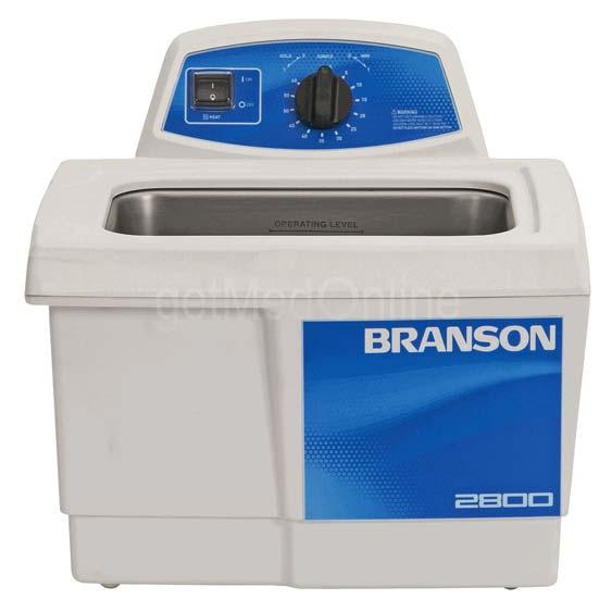 M2800 H Branson Benchtop Ultrasonic Cleaner