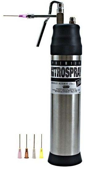 Nitrospray PLUS Liquid Nitrogen Sprayer
