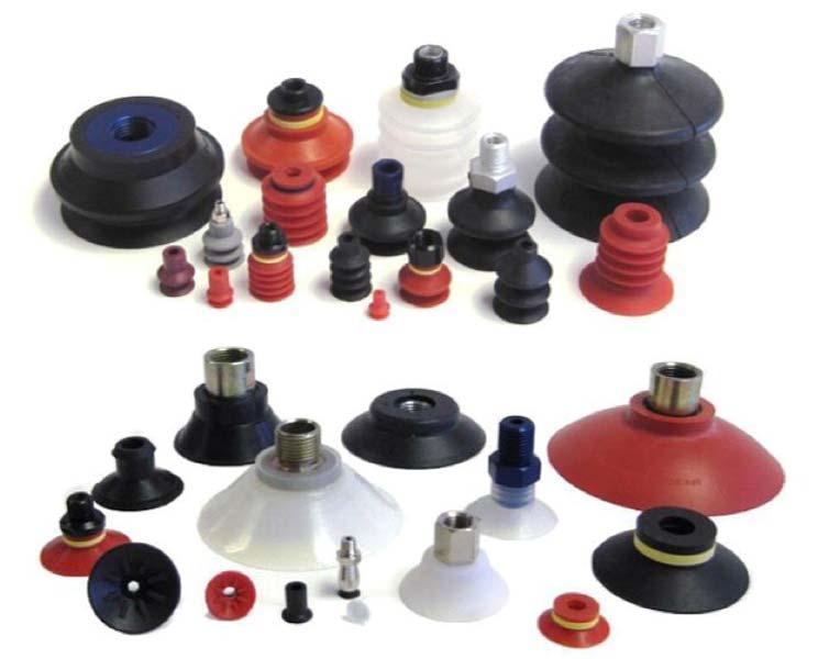 Bellows Vacuum Amp Suction Cups Manufacturer In Gujarat