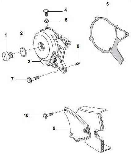 Two Wheeler Chassis Frame