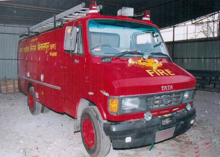 Mini Firefighter Truck (Mini Firefighter Tru)