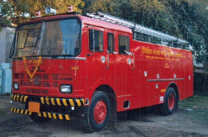 Multi Purpose Firefighter Truck (Multi Purpose Firefi)