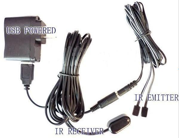 Remote Control Ir Repeater, Usb Adapter (U102-P)