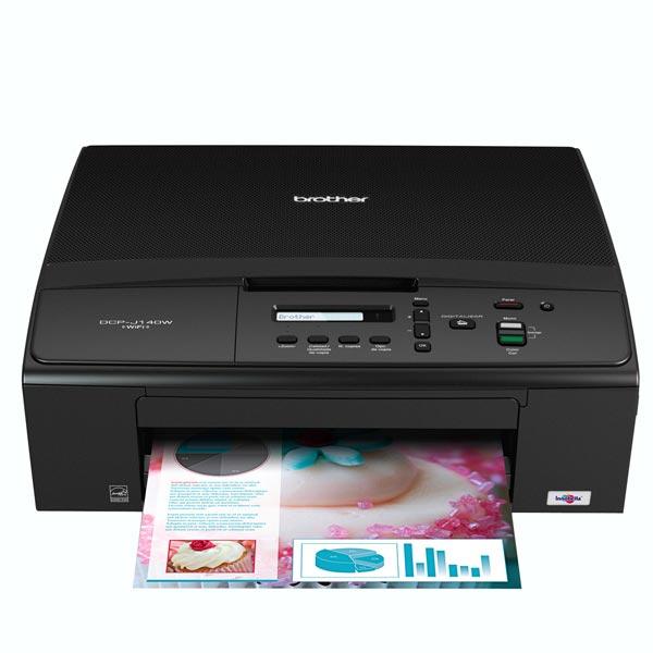 Inkjet Printer (Dcp-j140w)