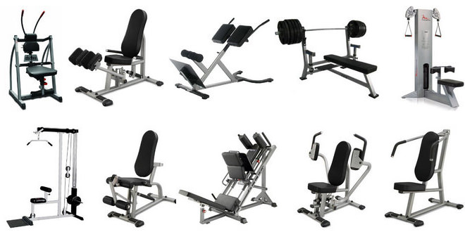Buy gym equipment from nhd life sciences india id
