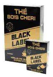 Black Tea Label