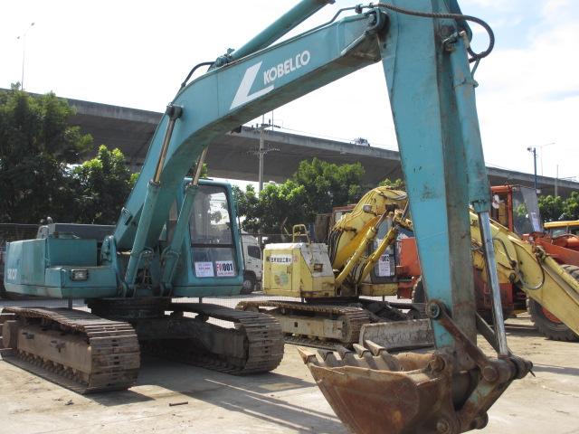 Buy Used Kobelco Sk07 Excavator from Shanghai Pengcheng