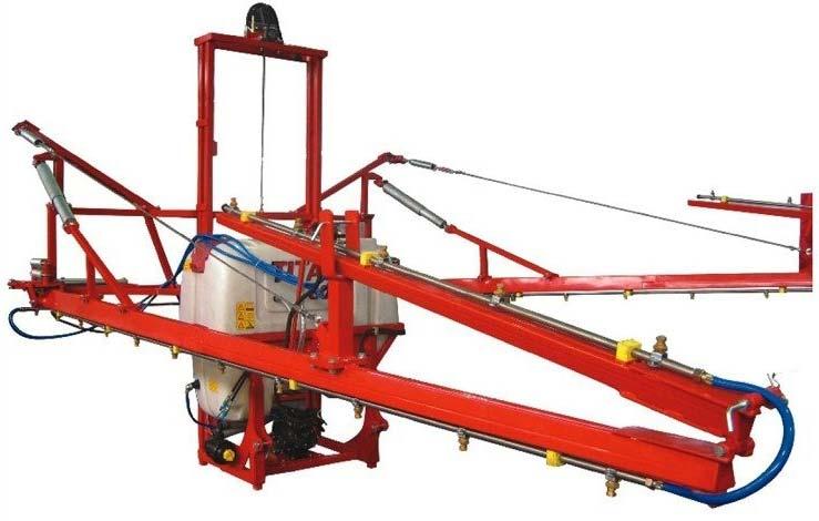 Agricultural Boom Sprayer (oo10)