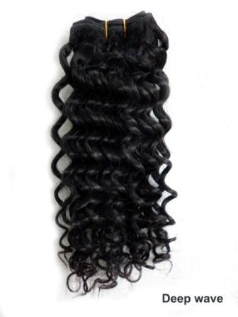 Natural Human Hair wefts (RK)
