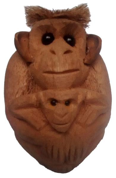 e2ef1012604 Buy Monkey with Child from Mesha Paradise
