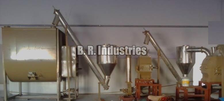 Masala Grinding machinery (002)