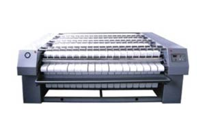 Electric and Steam Flat Work Ironer