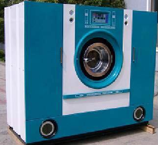 Hydrocarbon Dry-Cleaning Machine