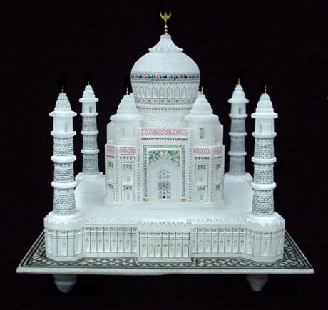 Taj Mahal Cake Topper