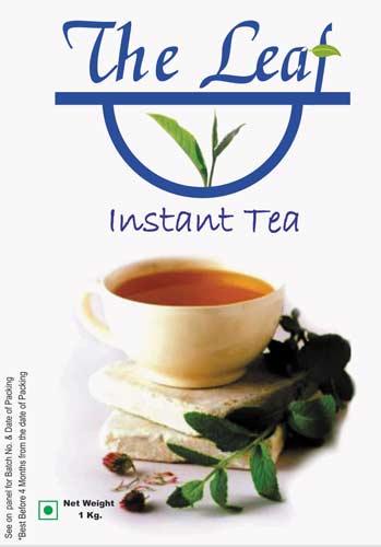 The Leaf Instant Tea