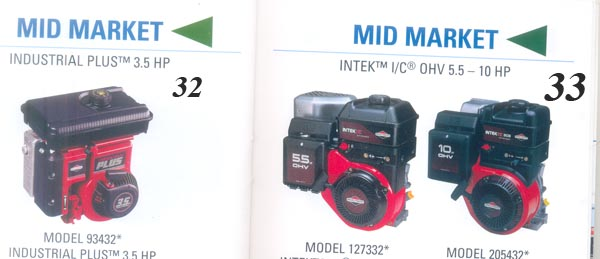 Hse-02 Horizontal Shaft Engine Manufacturer & Exporters from