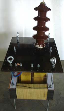 High Voltage Transformer 02 (High Voltage Transfo)