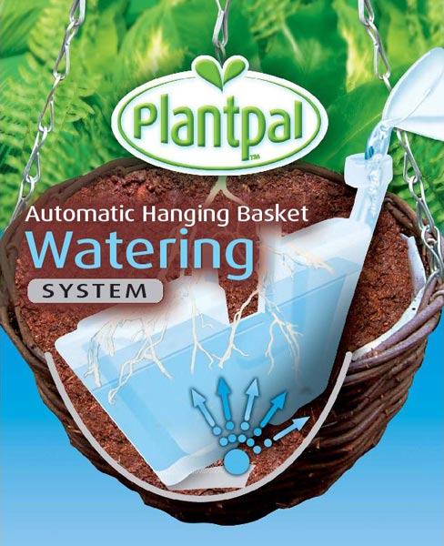 Buy Automatic Hanging Basket Watering System From Plantpal