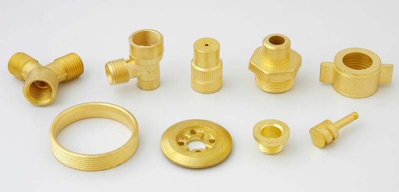 Brass Agricultural Sprinkler Parts