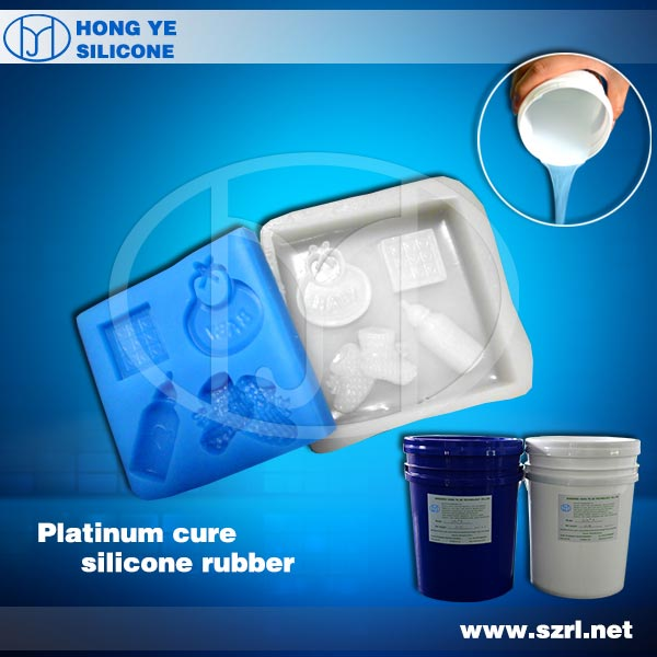 Buy Addition Cure Food Grade Silicone Rubber for Mold Making