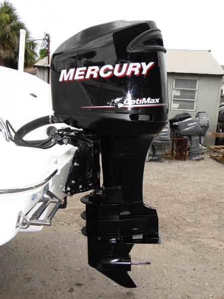 2005 Mercury Optimax 225 Hp 2 Stroke Outboard Motor