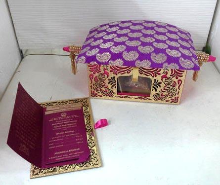 Designer Wedding Cards Manufacturer In Delhi India By Archie
