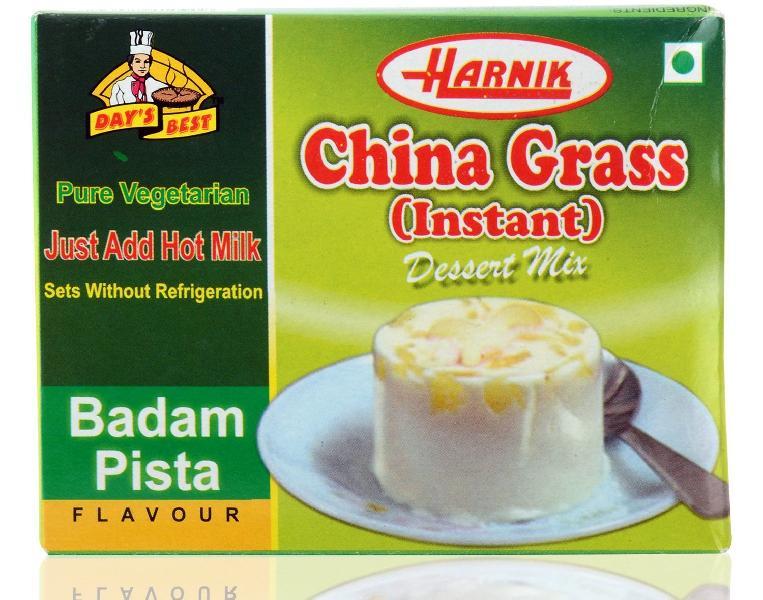 china grass (CG)