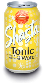 Shasta Tonic Water, Soft Drink
