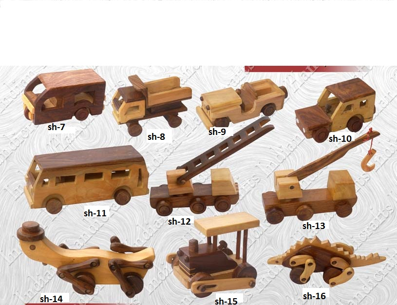 simple woodwork toys