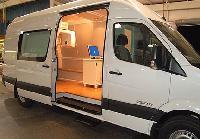 Buy Mobile Medical Van from Mercury Motor, Virar, India | ID