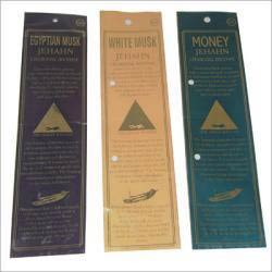Incense Sticks Packaging Pouches Manufacturer In