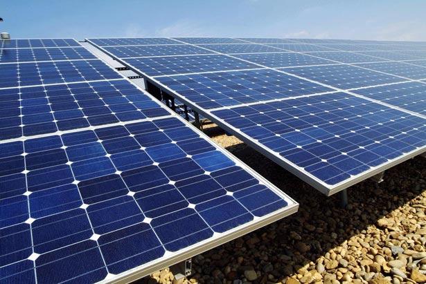 High Efficiency 1KV Solar Energy System