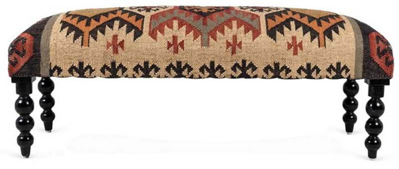 Kilim Bench Manufacturer Amp Manufacturer From Jaipur India