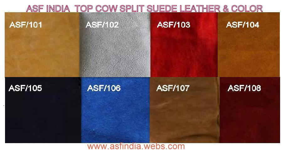 Cow Suede Split Leather (Split-02)