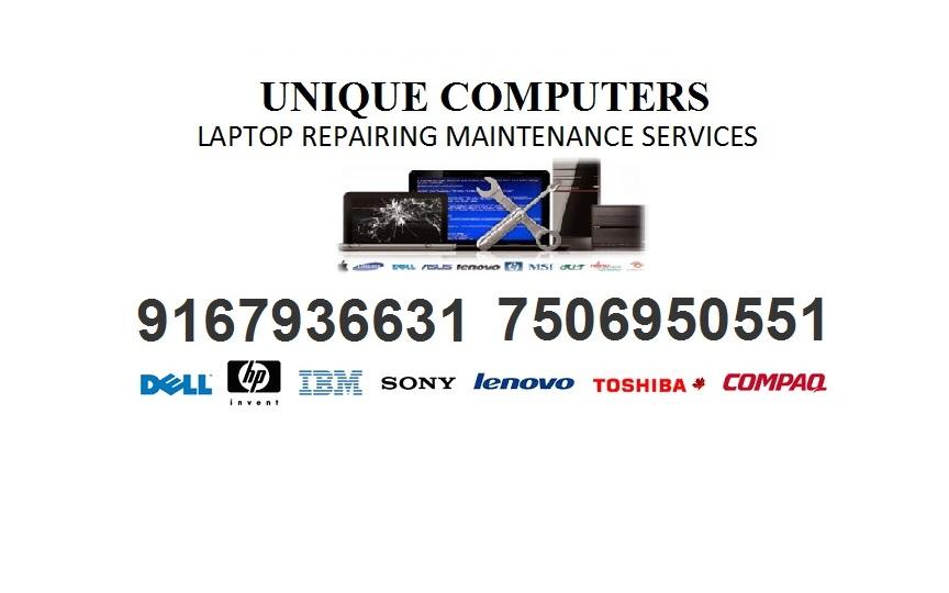 Laptop Desktop Computer Service Center