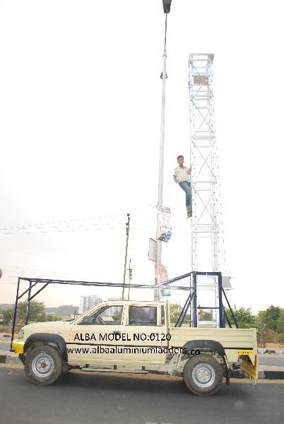Vehicle Mounted Tower Ladder
