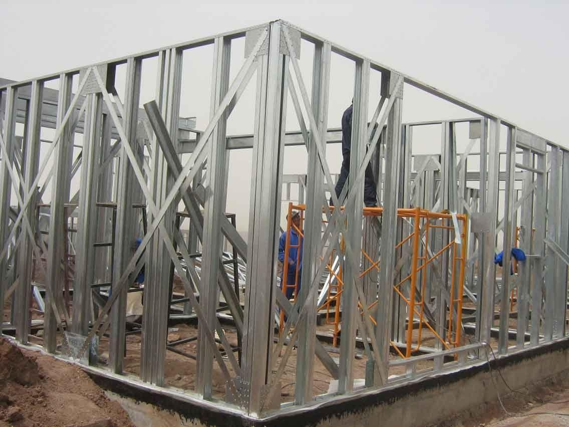 Light Steel Frame Manufacturer & Manufacturer from Metro Manila ...