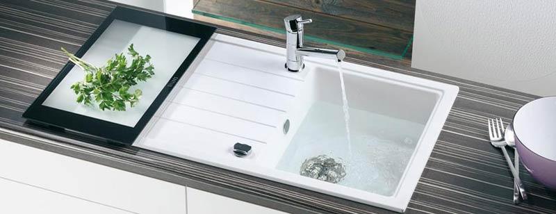 Kitchen Sink Finishes - Kitchen Design Ideas