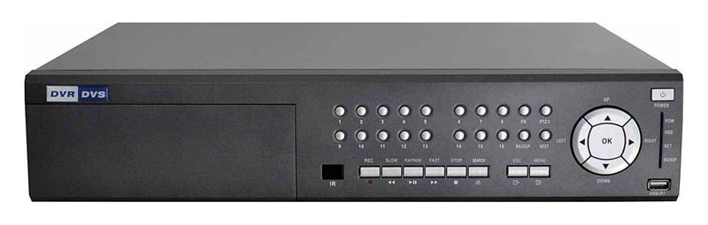 Digital Video Recorder (GK-S6624)