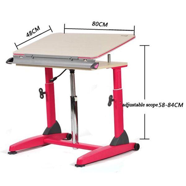 Height Adjustable Study Table (DSQYJL01)