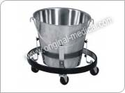 Stainless Steel Kick Bucket (OML-HF 312)