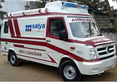 Ambulance body Manufacturer in Maharashtra India by samson motor