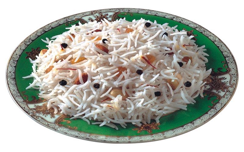 1121 Steamed Basmati Rice