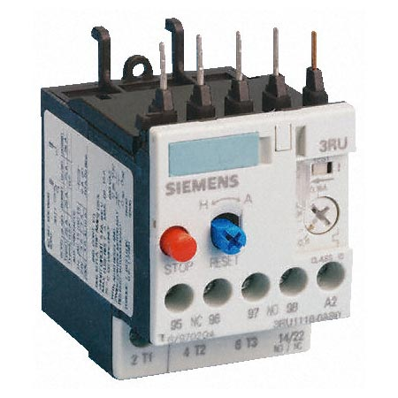 Buy Electronic Overload Relays from New Vennela Enterprises